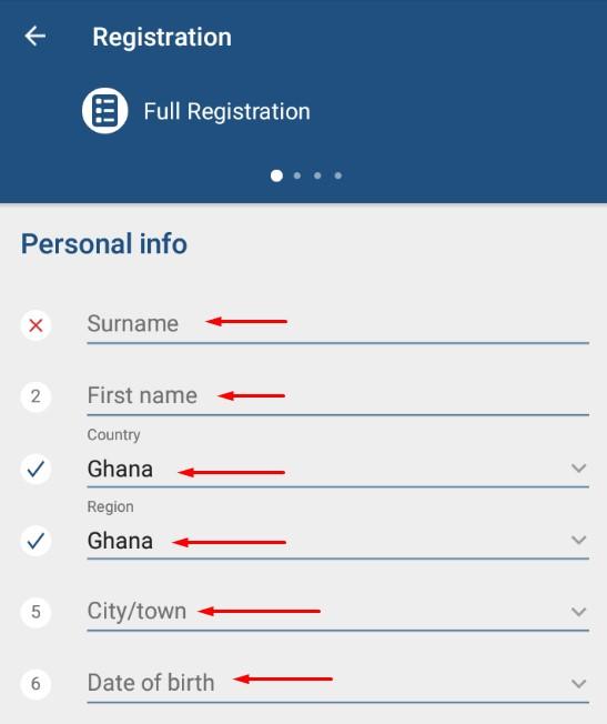 1xbet full registration